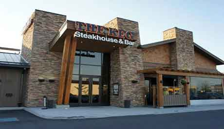 Dor-Control Craftsmen Install Automatic Door Operators at at The Keg Restaurants, Ontario