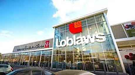 Dor-Control Craftsmen Install Automatic Sliding Doors and Automatic Door Operators at Loblaws in Ontario