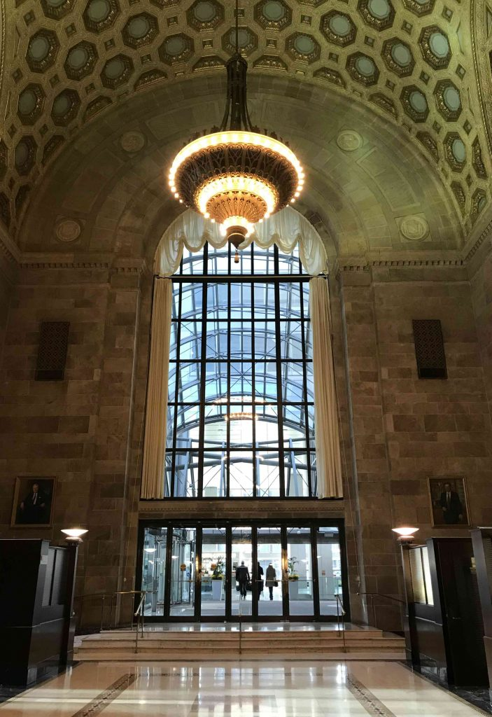 Dor-Control Craftsmen Install Automatic Sliding Doors Commerce Court Toronto, ON