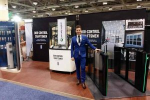 Dor-Control Craftsmen Commercial Automatic Doors Construct Canada Buildings Show 2017 Toronto ON